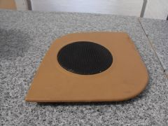 MAZDA MX5 EUNOS (MK1 1989 - 97) LHS TAN DOOR SPEAKER COVER PANEL PASS SIDE  LEFT
